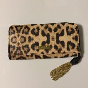 Jessica Simpson Leopard Cheetah wallet